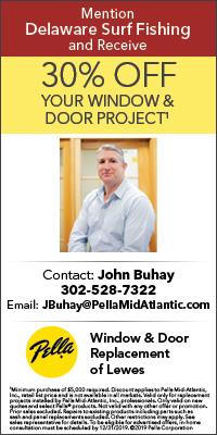 John Buhay side ad