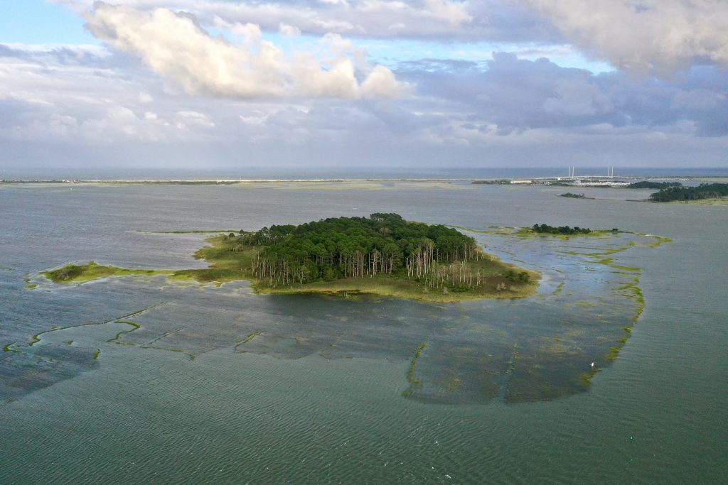masseys landing, masseys ditch, inland bays, bakers channel, racoon thicket island, bakers channel, sand bars